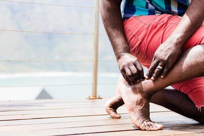 Triệu chứng đau gót chân