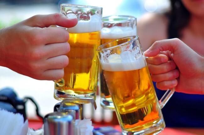 Không dùng rượu bia trước khi cấy chỉ