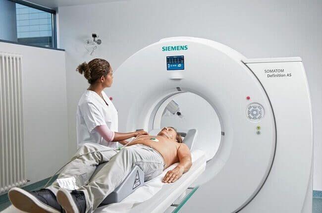 Hình ảnh chụp CT