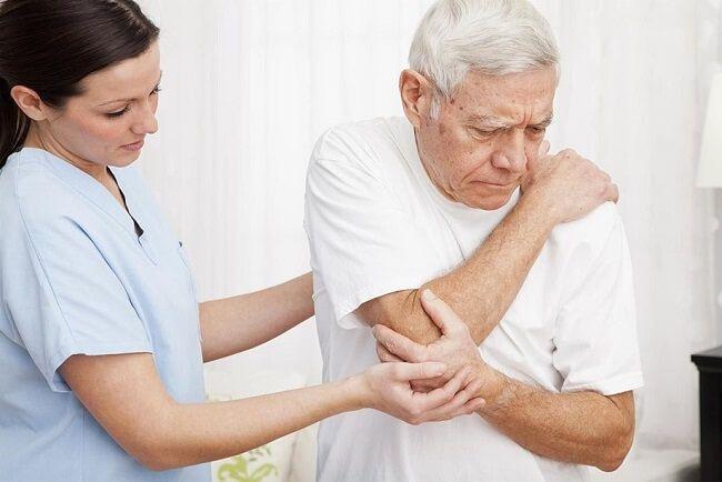Đau nhức xương khớp giai đoạn nhẹ