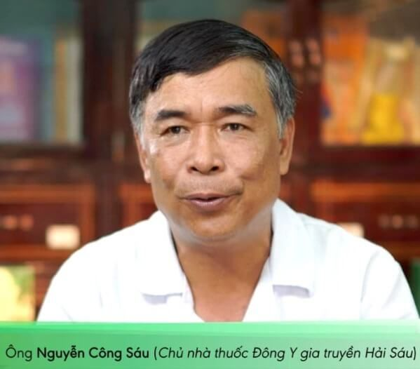Lương y Nguyễn Công Sáu