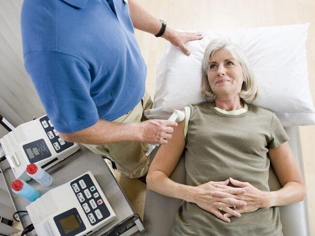 Tác dụng của siêu âm trị liệu