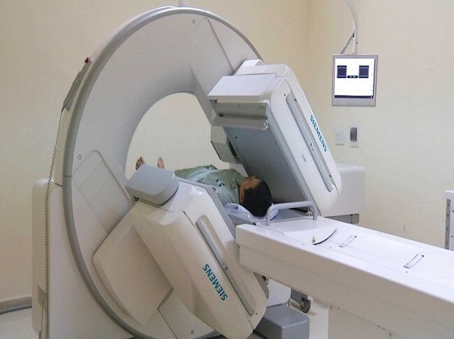 Quy trình chụp xạ hình xương