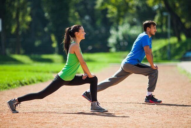 Tập thể dục giúp xương chắc khỏe